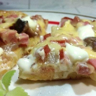 Пицца «Мечта домочадцев»