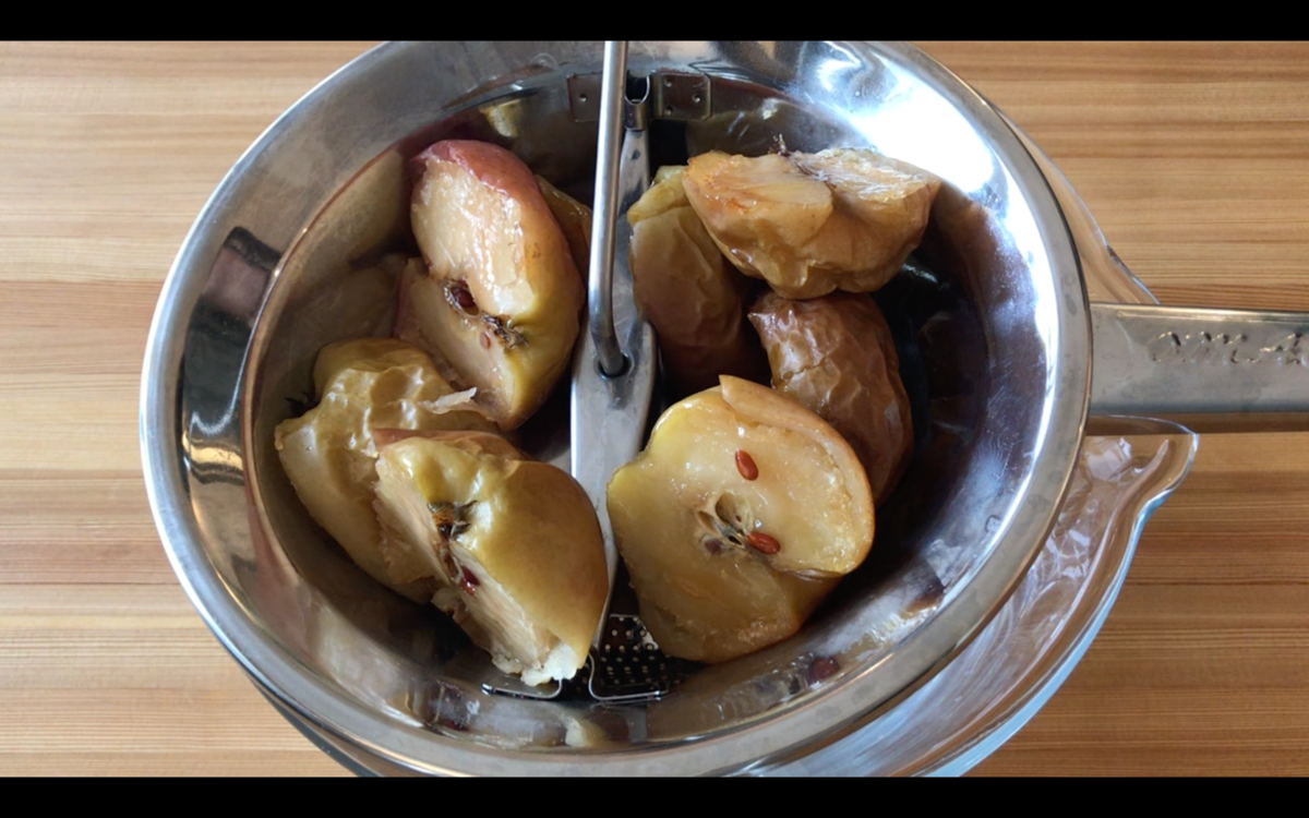 Вкусный зефир из яблок в домашних условиях