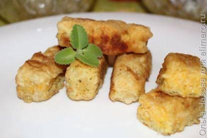 Рыбные палочки в кляре - 8 пошаговых фото в рецепте