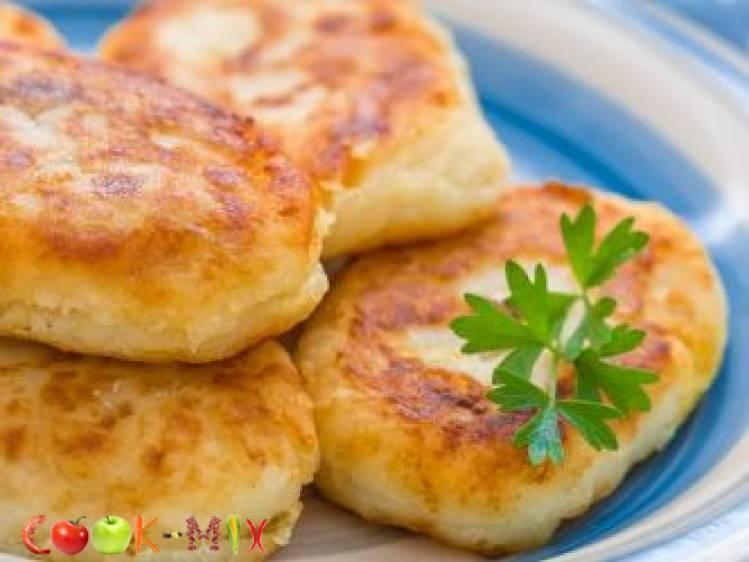 Картофельные зразы с сардиной