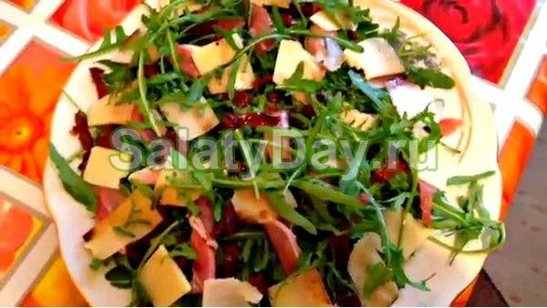 Паста панцанелла с сухариками и овощами - сытный итальянский ужин