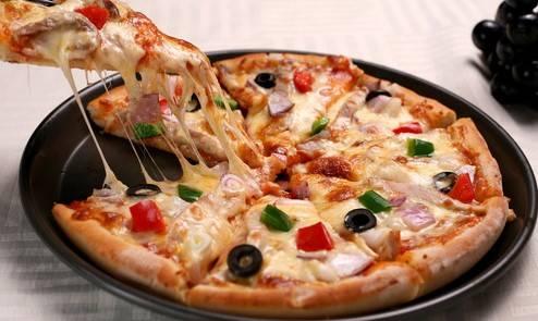 Картофельная пицца на сковороде. пошаговый рецепт с фото • кушать нет