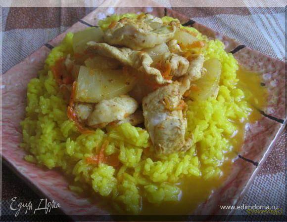"""Курица """"карри"""": рецепт приготовления. курица с ананасами и карри"""