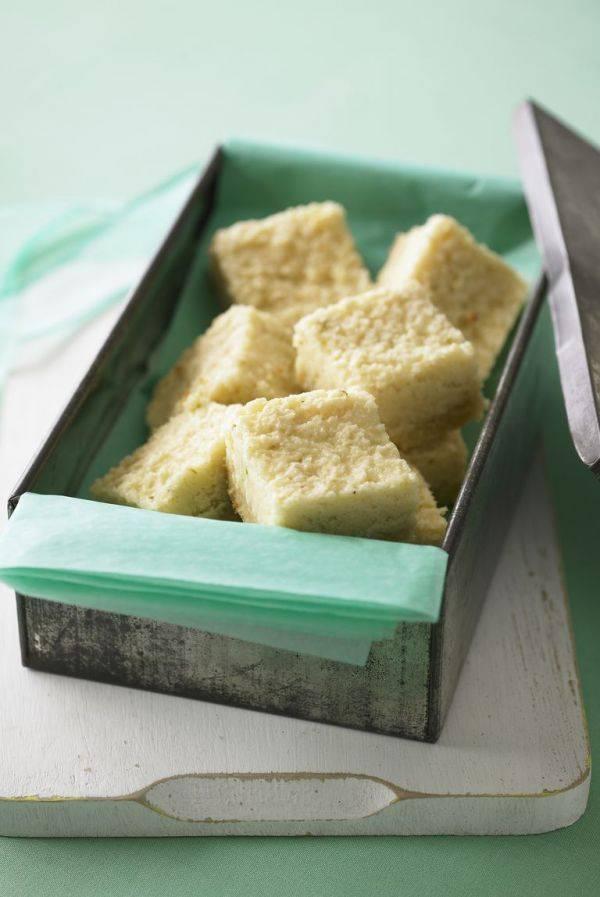 Легкий рецепт сладких песочных батончиков всего из 4-х ингредиентов