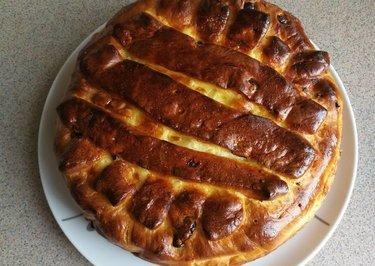 Сливовый пирог со сметано-маковой заливкой — тутвкусно! ru