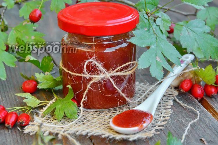 Вкусные и полезные рецепты приготовления боярышника на зиму