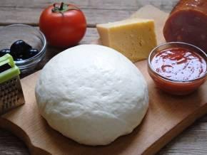 Тесто для пиццы - запись пользователя мария (amarei) в сообществе кулинарное сообщество в категории рецепты для хлебопечки - babyblog.ru