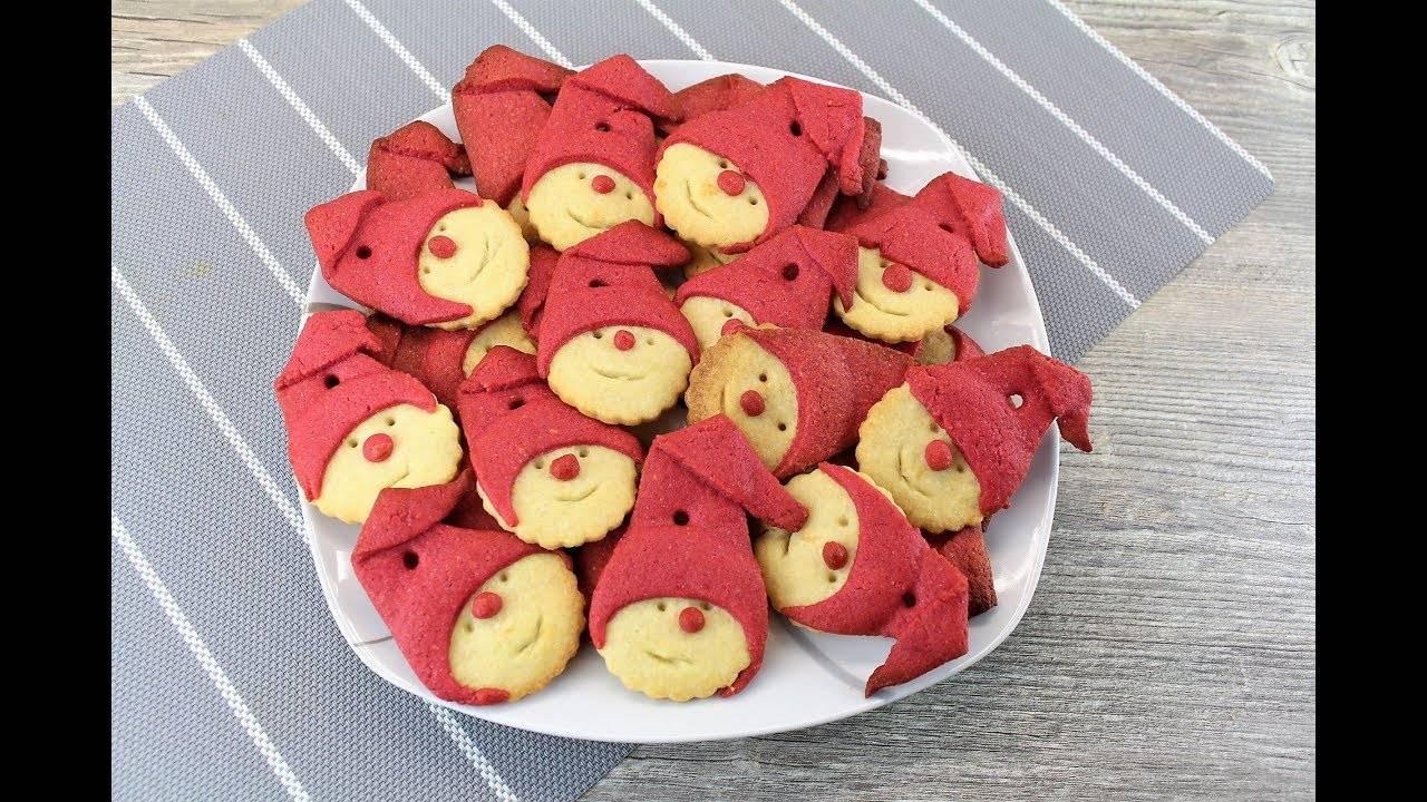 Блюда на новый год: печенье