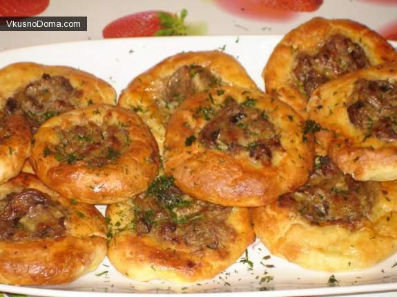 Рецепт ватрушек с картошкой - 6 пошаговых фото в рецепте