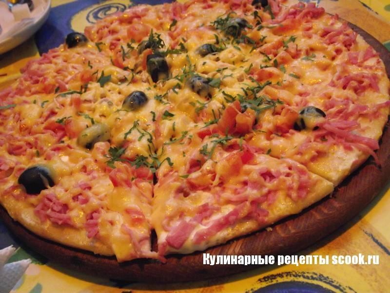 Как научиться готовить вкусную мясную пиццу