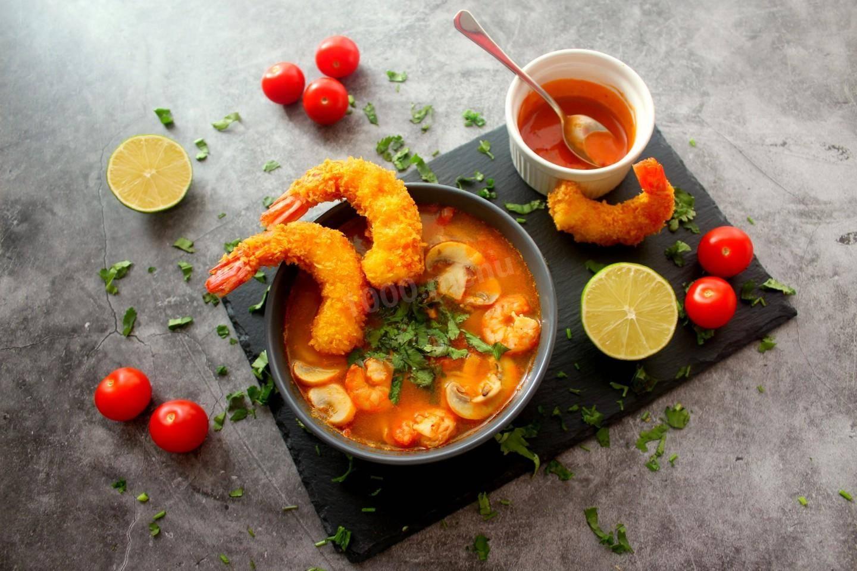 Как приготовить тайский суп том-ям в домашних условиях