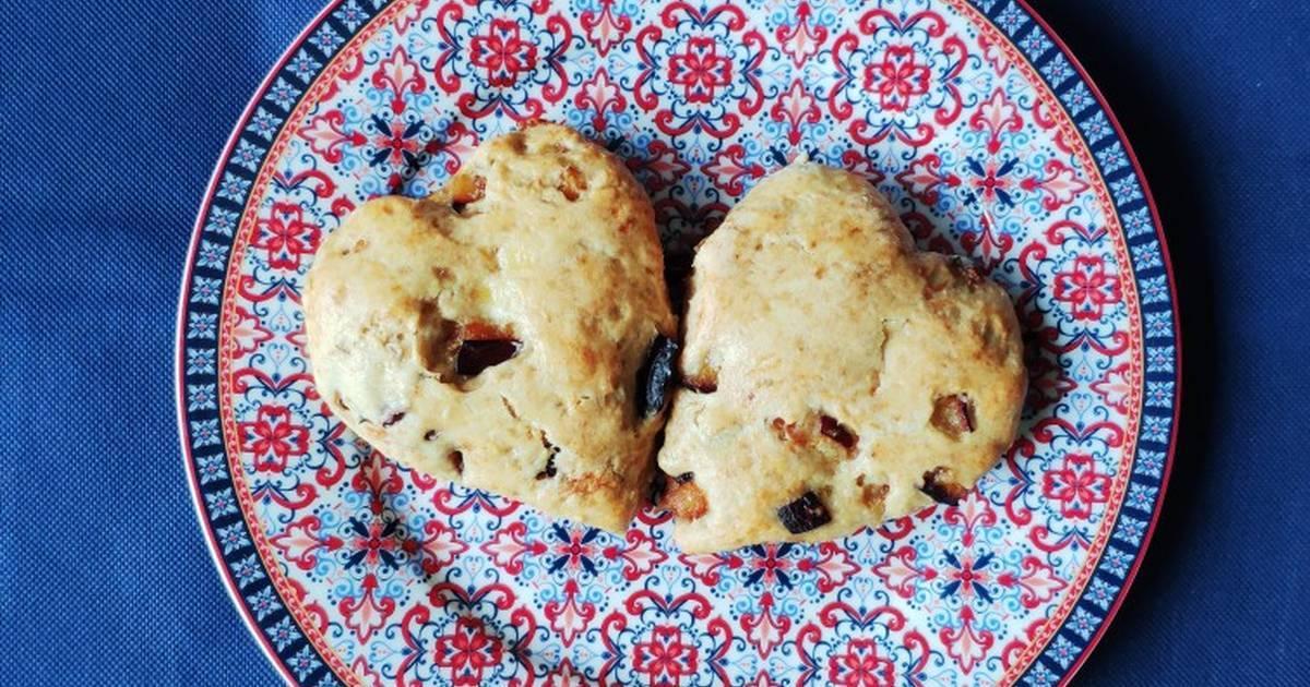Три рецепта английских сконов — булочек, созданных для чая