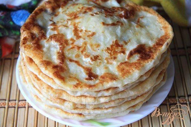 Рецепт лепешек с картошкой - 10 пошаговых фото в рецепте