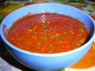 Тыква-спагетти с острым томатным соусом маринара рецепт | гранд кулинар