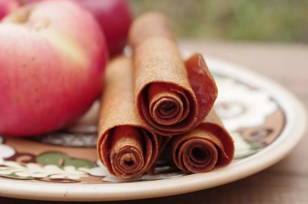 Пастила из яблок в домашних условиях — 6 простых рецептов яблочной пастилы