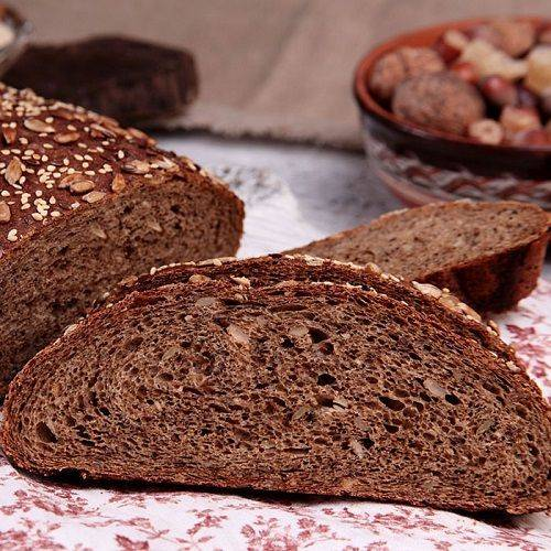 Хлеб из цельнозерновой муки в хлебопечке: рецепты для выпечки