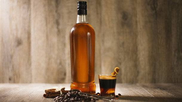 Рецепт приготовления домашнего кофейного ликера