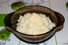 Каша рисовая на молоке в мультиварке: рецепт