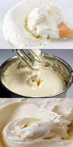 10 популярных кремов для тортов и капкейков