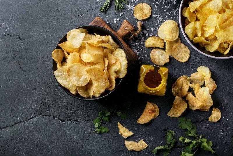 Как сделать яблочные чипсы в домашних условиях