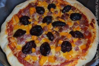 Prigotovit-testo-dlya-piccy-bez-drozhzhei - запись пользователя анна (telepuzik_1907) в сообществе кулинарное сообщество в категории пицца - babyblog.ru