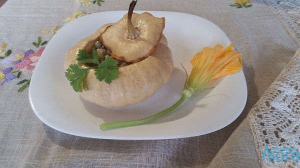 Патиссоны фаршированные куриным филе. рецепт: патиссон фаршированный овощами - с куриным филе и яблоком. приготовление блюда по шагам с фото
