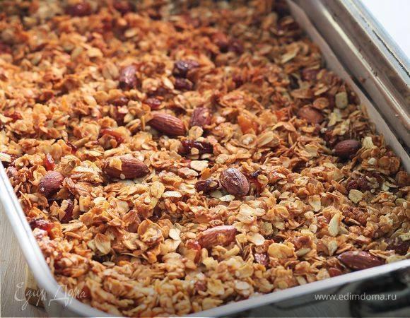Как готовить мюсли с пользой для здоровья