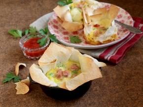 Изысканная праздничная закуска из сыра бри