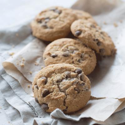 Американское печенье с шоколадными каплями
