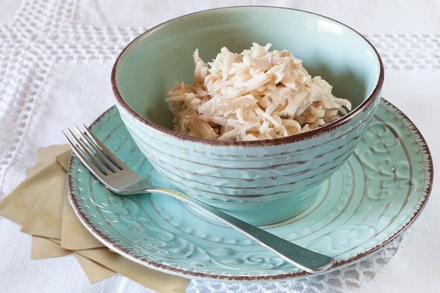 Рецепты салат из топинамбура