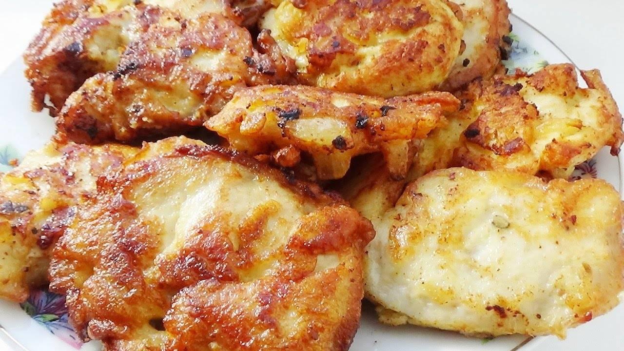 Филе куриной грудки на сковороде — 10 быстрых и вкусных рецептов