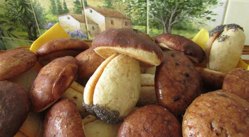 Печенье грибочки — вкус из детства