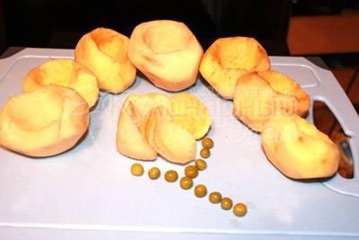 Рецепт картофельников из пюре - 13 пошаговых фото в рецепте