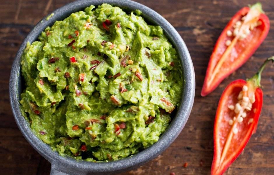 Соус гуакамоле состав, с чем едят. классический рецепт соуса и 5 вариантов приготовления в домашних условиях