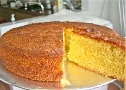 Бисквит на кефире - рецепты с фото. как приготовить бисквитное тесто на кефире в духовке или мультиварке