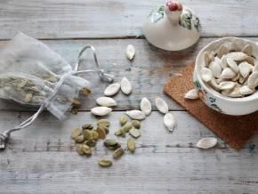 Как вкусно приготовить тыквенные семечки