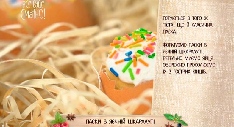 Шоколадные кексы «пасхальные яйца» в яичной скорлупе