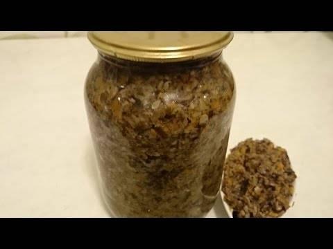 Грибная икра из шампиньонов. пошаговый рецепт с фото • кушать нет