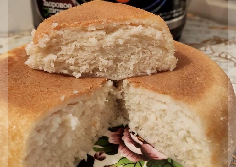 Рисово-пшеничный хлеб