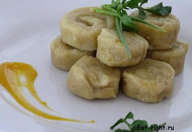 Пошаговый рецепт приготовления картофельных ньокки