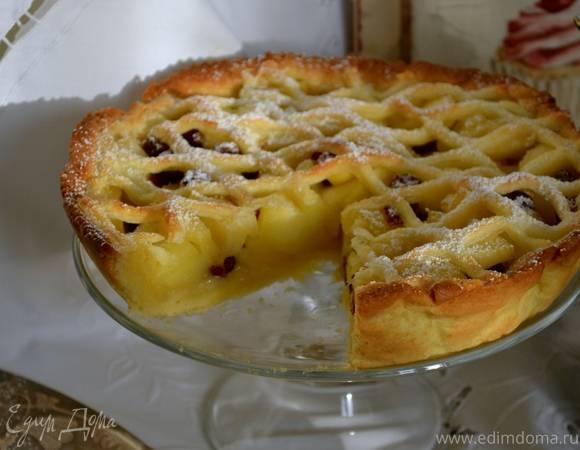 10 вкусных и оригинальных пирогов с яблоками