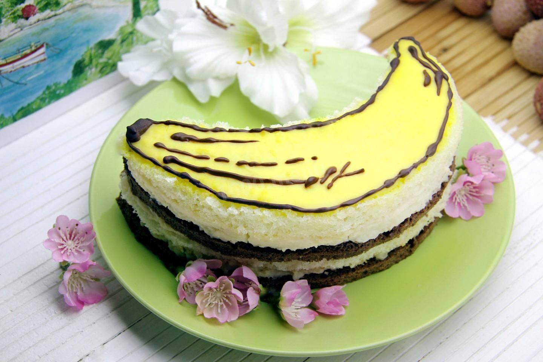 Десерты из бананов — вкусные рецепты пошагово