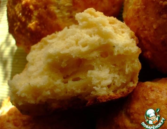 Хлеб со сливочным сыром рецепт с фото, как приготовить на webspoon.ru