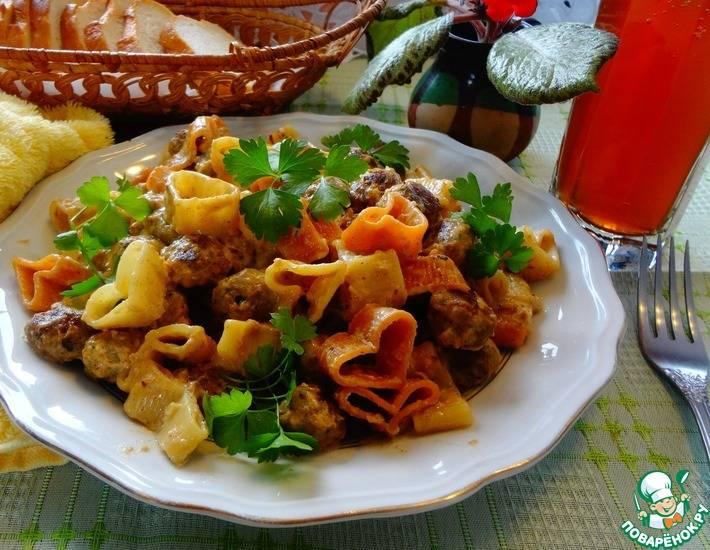 5 простых рецептов итальянской пасты