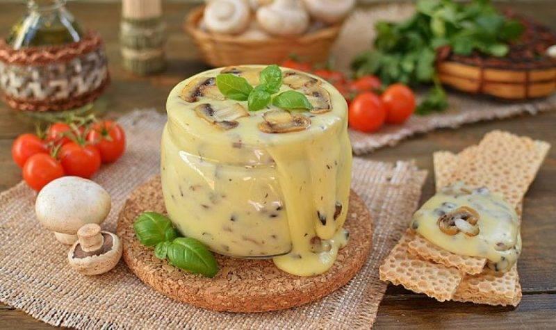 Готовим плавленный сыр из творога дома
