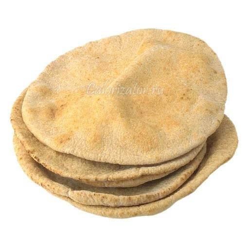 Арабская лепешка пита бездрожжевая в духовке