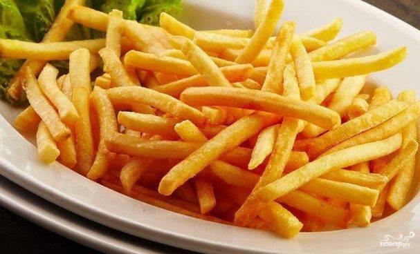 Картошка фри - лучшие рецепты популярного блюда в домашних условиях
