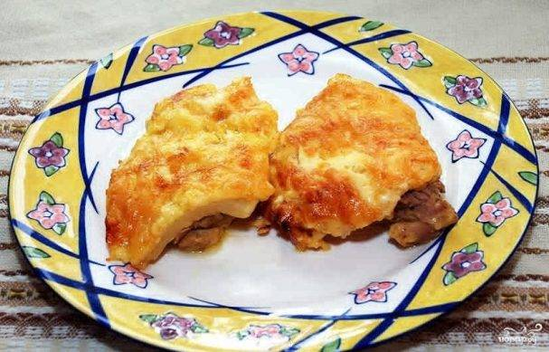 Гарнир к куриной грудке с ананасами. куриные грудки с ананасом.