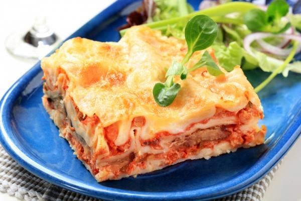 Рецепт лазаньи с фото  как приготовить с овощами, сыром и соусом бешамель
