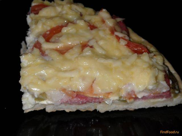 Пицца в мультиварке - 8 домашних вкусных рецептов приготовления